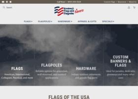 kronbergsflagsandflagpoles.com