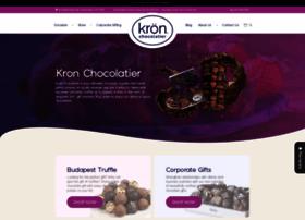 kronchocolatier.com