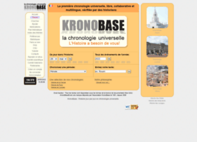 kronobase.org