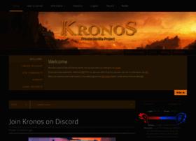 kronos-wow.com