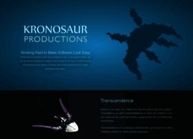 kronosaur.com