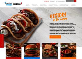 kronosfoodscorp.com
