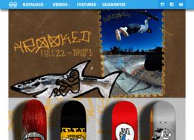 krookedskateboarding.com