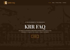 krr-faq.net