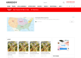krreddy.com