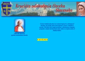 kruciata.sk