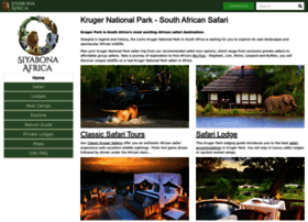 krugerpark.co.za
