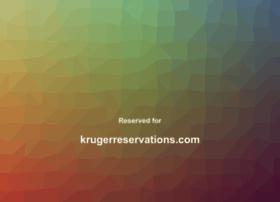 krugerreservations.com
