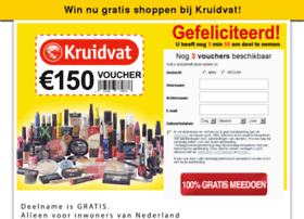 kruidvat-voucher.waardebon-gratis.com