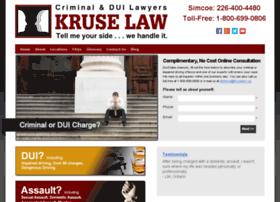 kruselaw.wethinkcentral.com