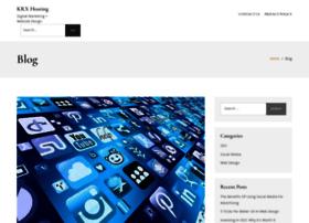 krxhosting.co.uk