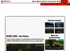 krynica-gora-parkowa.webcamera.pl