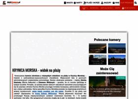 krynicamorska.webcamera.pl