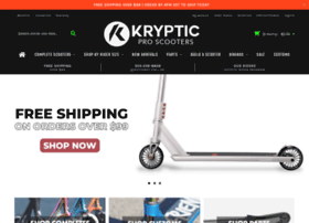 krypticproscooters.com