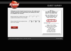 krystalguestsurvey.com