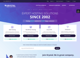 krystalhosting.co.uk