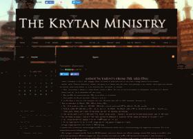 krytanministrytc.enjin.com