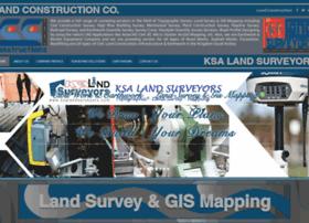 ksalandsurveyors.com