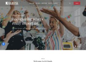 ksbankinc.com