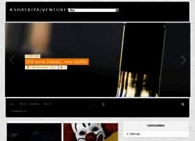 kshatriyaventures.com