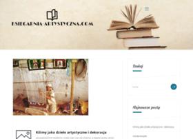 ksiegarnia-artystyczna.com