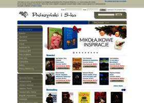 ksiegarnia.proszynski.pl