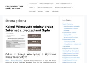 ksiegiwieczyste.com.pl