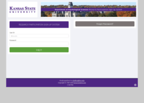ksu.sona-systems.com