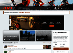 ktmforum.co.uk