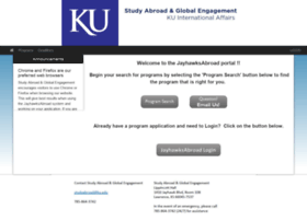 ku.studioabroad.com