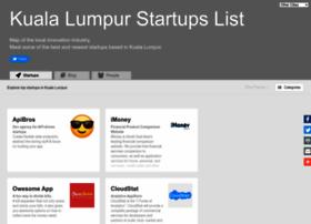 kuala-lumpur.startups-list.com
