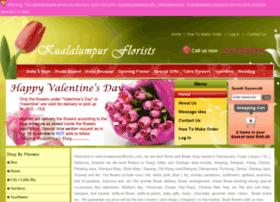 kualalumpurflorists.com