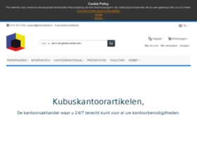 kubuskantoorartikelen.nl