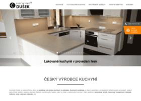 kuchynedusek.cz