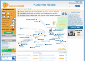 kudammhotels.com