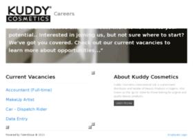 kuddycosmetics.talentbase.ng