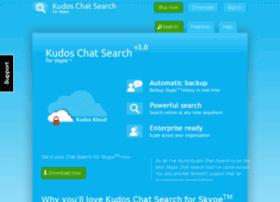 kudoschatsearch.com