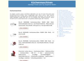 kuechen-maschinen.com
