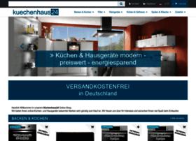 kuechenhaus-online.com