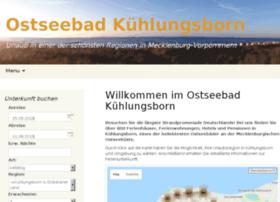 kuehlungsborn-mv.de
