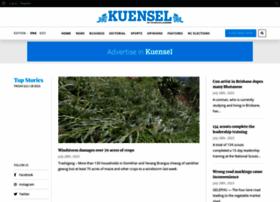 kuenselonline.com
