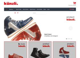 kuenzli-schuhe.ch