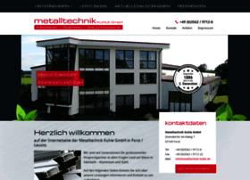 kuhle-metallbau-gmbh.de