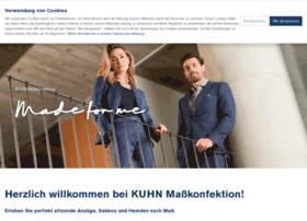 kuhn-masskonfektion.com