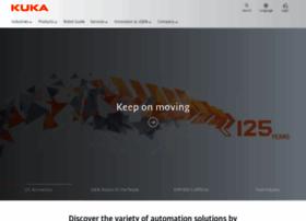 kuka-robotics.com