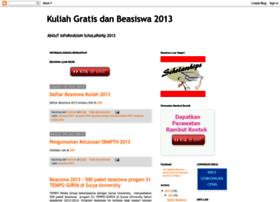 kuliahgratis-beasiswa.blogspot.com