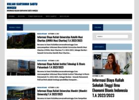 kuliahkaryawansabtuminggu.com