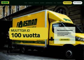 kuljetusforsman.fi