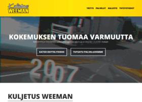kuljetusweeman.fi