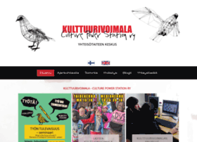 kulttuurivoimala.fi